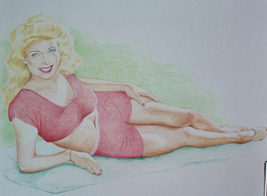 Carole Landis by bigd4787